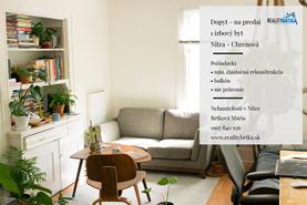 Dopyt 1 izbový byt Nitra - Chrenová
