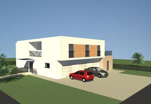 Predaj novostavba 3 izbový byt Nitra - Chrenová