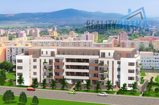 Predaj 3 izbová Novostavba s terasou v obytnom komplexe PANORAMA